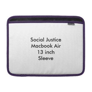 Social Justice Macbook Air 13 inch Sleeve MacBook Air Sleeves