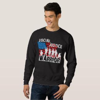 Social Justice Warrior Sweatshirt