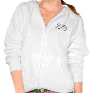 Social Justice Women's Fleece Raglan Zip Hoodie