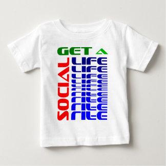Social life shirts