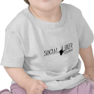 Social Loner Logo - New T Shirts
