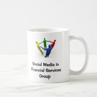 Social Media in Financial Services Mug