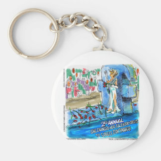 Social Network Marital Status Changed Parade Gifts Keychains