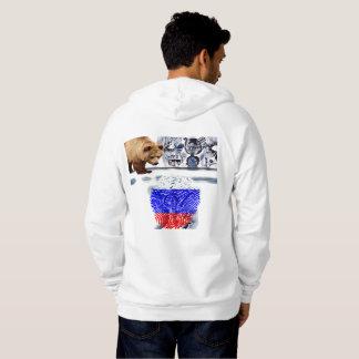 Social On the Media - Russia Hoodie