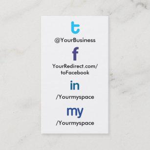 Facebook business cards zazzle au social profile business card tflm 20 vertblankbak colourmoves