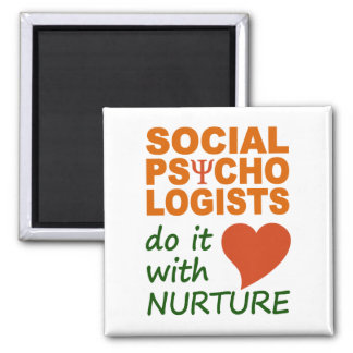 Social Psychologists magnet