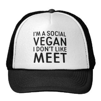 Social Vegan Cap