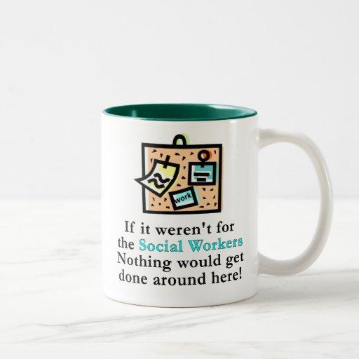 Social Work Mug