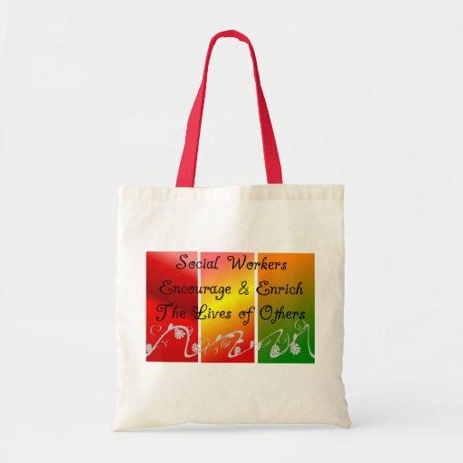 Social Worker Gifts Bag