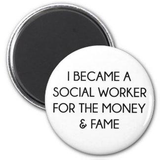 Social Worker Magnet