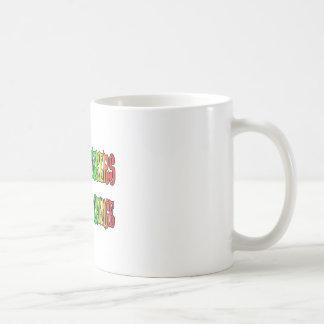Social Workers Work For Change Coffee Mug