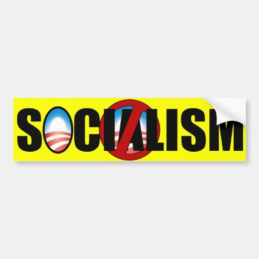 Socialism Buster Bumper Stickers