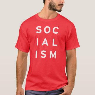 SOCIALISM T SHIRT