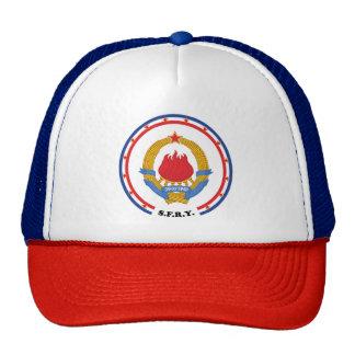 Socialist Federal Republic of Yugoslavia Emblem Cap