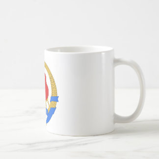 Socialist Federal Republic of Yugoslavia Emblem Coffee Mug