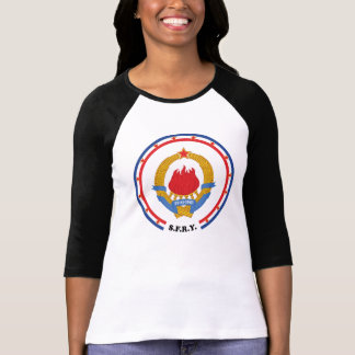Socialist Federal Republic of Yugoslavia Shirt. T-Shirt