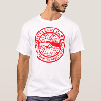 Socialist Party Logo T-Shirt
