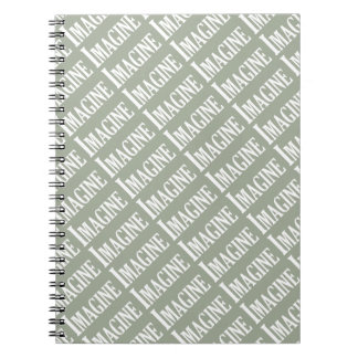 Socialist Party of Canada Imagine notebook