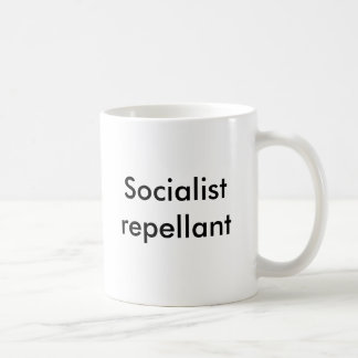 Socialist repellant coffee mug