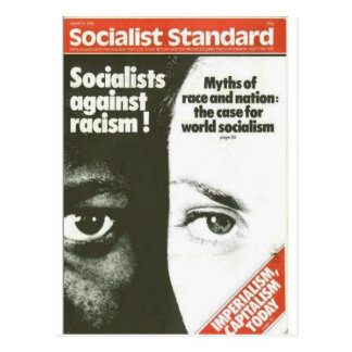 Socialist Standard March 1981 Postcard