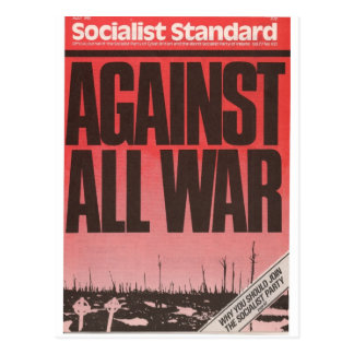 Socialist Standard May 1981 Postcard