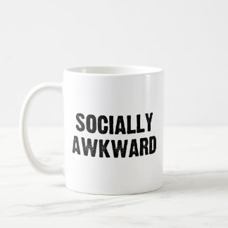 Socially Awkward Coffee Mug
