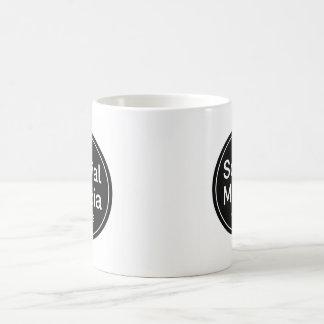 SocialMedia.org Classic White Coffee Mug
