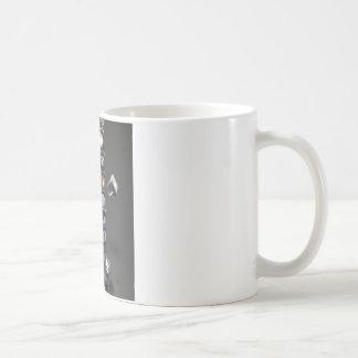 SOCIALUTION - Social Media Overload Basic White Mug