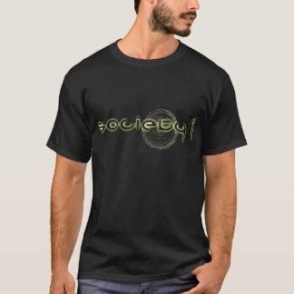 Society 1 Circle Of Hell Logo T-shirt