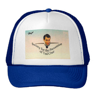 Society for the Prevention of Ted Cruz Cap