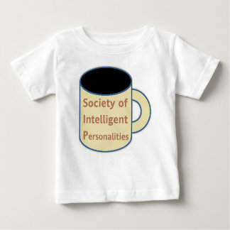 Society of Intelligent Personalities (SIP) Baby T-Shirt