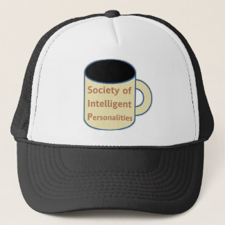 Society of Intelligent Personalities (SIP) Trucker Hat
