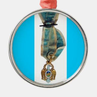 Society of the Cincinnati badge Metal Ornament