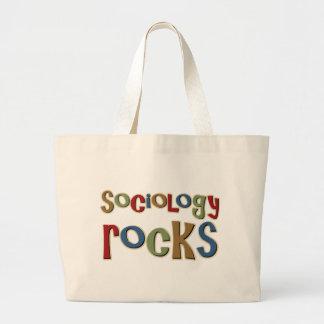 Sociology Rocks Tote Bag