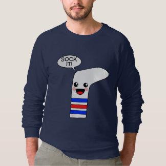 Sock It Sweatshirt