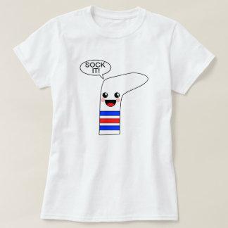 Sock It T-Shirt