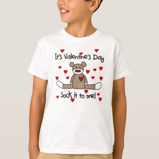 Sock It To Me Valentines Day T-Shirt