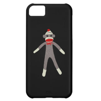 Sock Monkey Droid Case