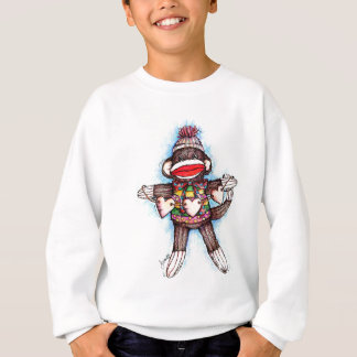Sock Monkey - Monkey Business Sweatshirt