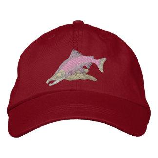 Sockeye Salmon Baseball Cap