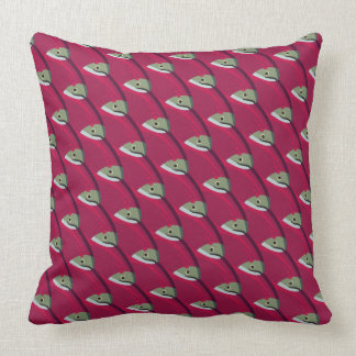 Fish pattern cushions fish pattern scatter cushions for Fish body pillow
