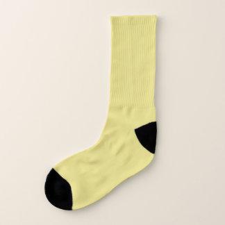Socks: Khaki Coloured. Socks