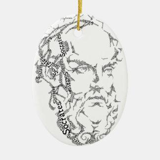 Socrates Ornament