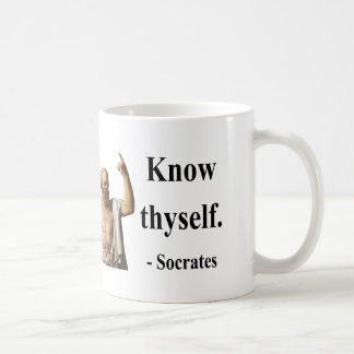 Socrates Quote 5b Coffee Mug