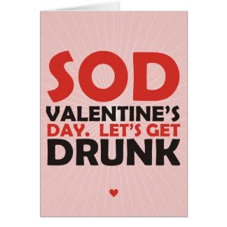 Anti Valentine's Day Cards