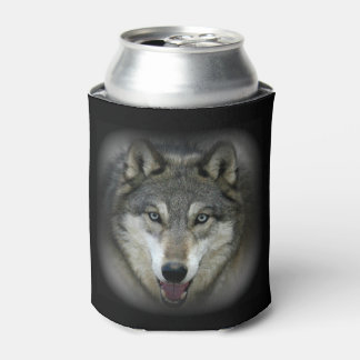 Soda Can Holder - Wolf Mountain Sanctuary Can Cooler