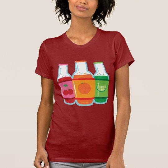 Soda Pop Bottles T-Shirt