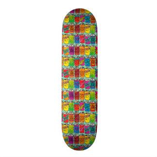 Soda Pop Cans Skate Board Deck