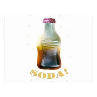 SODA POSTCARD