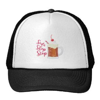 Soda Shop Stop Cap